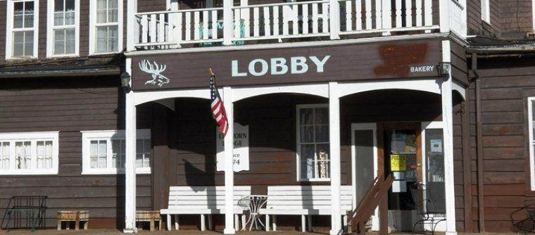 lobby empresarial