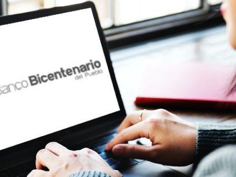 registrarte correctamente en el Banco Bicentenario en línea