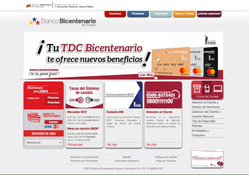 registrarte en el Banco Bicentenario en línea